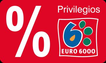 Logo Privilegios Euro 6000
